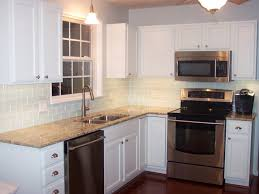 backsplashes for white kitchens interior stunning white tile backsplash white subway tile