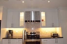 under cabinet lighting trim custom kitchen newmarket