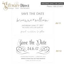 Affordable Save The Dates Custom Engraved 11b Gloss Acrylic Wedding Save The Date Card Australia