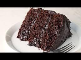 chocolate chiffon cake recipe demonstration joyofbaking com 26