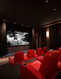 Home Movie Theater Decor Ideas by Sublime Movie Theater Accessories Decorating Ideas Images In Home