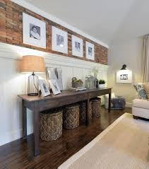 Corner Entry Table Best 25 Entry Ideas On Pinterest House Of Turquoise Foyer