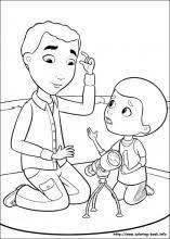 doc mcstuffins coloring pages coloring book