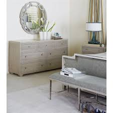 Stainless Steel Nightstand Gretta Hollywood Regency Polished Grey 3 Drawer Nightstand Kathy