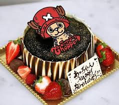Image Result For One Piece Birthday Cake Party Ideas Pinterest