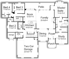 ideal homes floor plans house ideal house plans