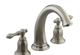 How To Fix Faucet Bathroom Kohler Fairfax Faucet Bronze How To Fix K 394 4