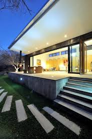 Nature Concept In Interior Design Modern Villa In Namibia With The Concept Of Open Space Interior