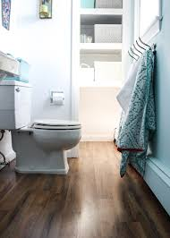 bathroom makeover tips on installing new bath flooring discover