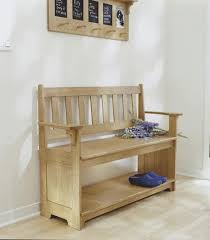 Wood Bench With Storage Plans by 132 Best Hall Bench Plans Images On Pinterest Hall Bench Bench