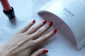 diy gel nails at home the bellezza corner