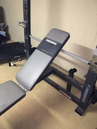100 impex weight bench home gyms workout stations sears