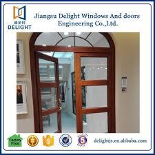 Aluminum Clad Exterior Doors Best Service Aluminum Clad Exterior Teak Wood Doors For India