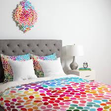 Teenage Duvet Cover Tween Bedding Room Peach Green Gray Girls Bedroom Decor Ideas