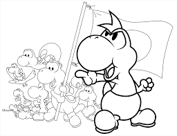 mario kart coloring pages printable free printable yoshi coloring pages for kids