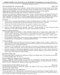 technical manager resume sles 28 images technical machinery
