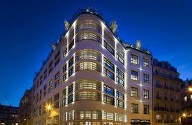 hotel le cinq codet official site 5 star hotel central paris