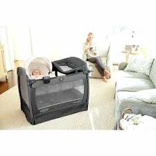 pack n play with changing table graco pack n play pack n play with newborn napper oasis with soothe