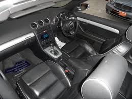 audi convertible 2006 audi a4 s4 convertible 4 2 v8 quattro auto sat nav leather cruise