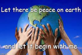 Peace Meme - world peace meme generator imgflip