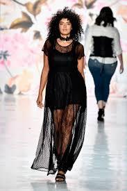 Hit The Floor Runway Walk - torrid u0027s nyfw runway show