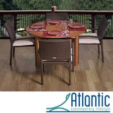 Atlantic Outdoor Furniture by Atlantic Outdoor Dining Sets Shop The Best Patio Furniture Deals