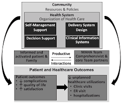 a home based comprehensive care model in patients with multiple