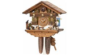 Buy Clock by Cuckoo Clock Chalet Style 29cm By Hekas Blackforest U0026 Beyond