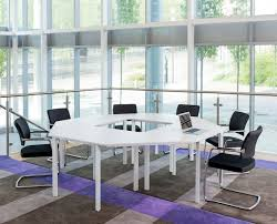Modular Conference Table System The Unique Meet U Table System Features A Tool Free Design Of