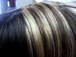 white hair with black lowlights creating lowlights sle youtube