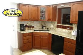 Stained Glass Kitchen Cabinet Doors by Your Kitchen Cabinet Just Got Prettier The Glass Door Store