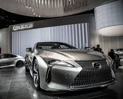 lexus new york fashion week 2017 detroit auto show day 1 luxury fashion and spectacle