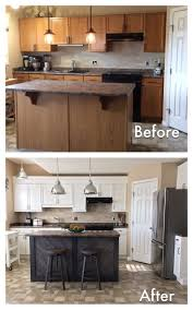 best ideas about industrial spot lights pinterest kitchen this updated kitchen budget paint used benjamin moore simply white and