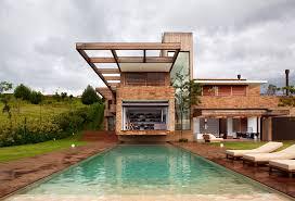 Modern Hillside House Plans Modern Hillside House Designs House And Home Design