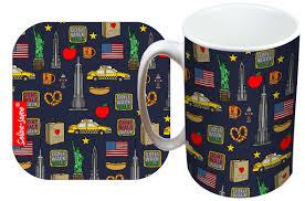 selina jayne new york city limited edition designer mug and