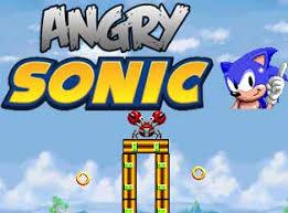 Dühös Sonic Játék
