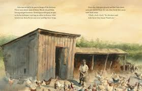 preaching to the chickens the story of young john lewis jabari
