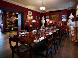 The Dining Room Restaurant The Dining Room Dinners U0026 Meetings The Zetter Townhouse