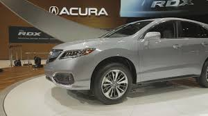 lexus gx vs acura rdx 2016 acura rdx arrives with freshened styling powertrain
