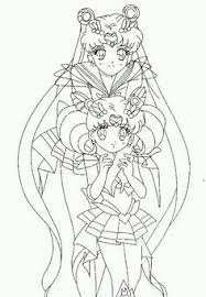 26 nerd love sailor moon coloring pages images