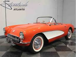 1956 chevrolet corvette for sale on classiccars com 11 available