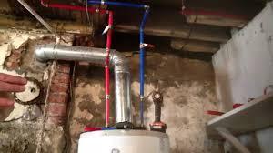 pex water tank hookup youtube