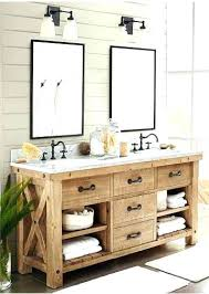 distressed wood bathroom cabinet reclaimed wood bathroom furniture cityofhope co
