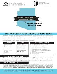 economic development arizona association for economic development aaed