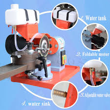 Grinder Sink by Circular Saw Blade Sharpener Water Injection Grinding Grinder