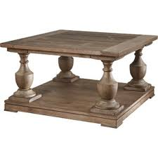 Square Wooden Coffee Table Harlow Coffee Table In Smoked Barnwood Jmanning Pinterest