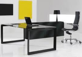 Black Office Desks Glass Office Desks Executive Glass Desks Solutions 4 Office