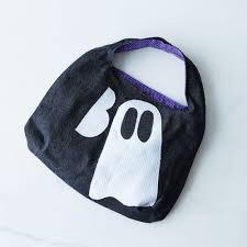 halloween trick or treat bag on food52