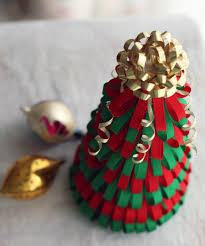 how to make a ribbon christmas tree a creative yarn