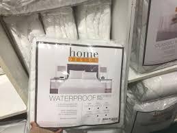 home design waterproof mattress pad home design waterproof mattress pads all sizes only 21 at macy s